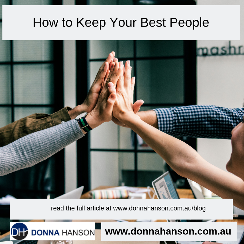How to Keep Your Best People